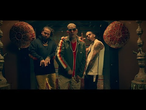 Marvel Boy, Maldy, Brray & The Secret Panda - Bebesuki (Video Oficial)