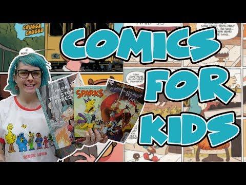 Comic Books For Kids 📚💕😀