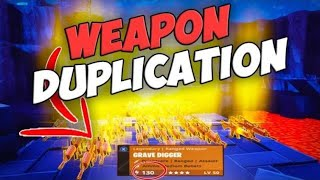 *NEW* Weapon Duplication Glitch! How To Avoid Getting Banned! - Fortnite Save The World