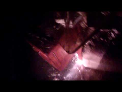 Firefighters Putting Out Chimney Fire Go Pro Youtube