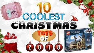 Top 10 Christmas Toys For Christmas 2018 | Christmas Toys For Kids