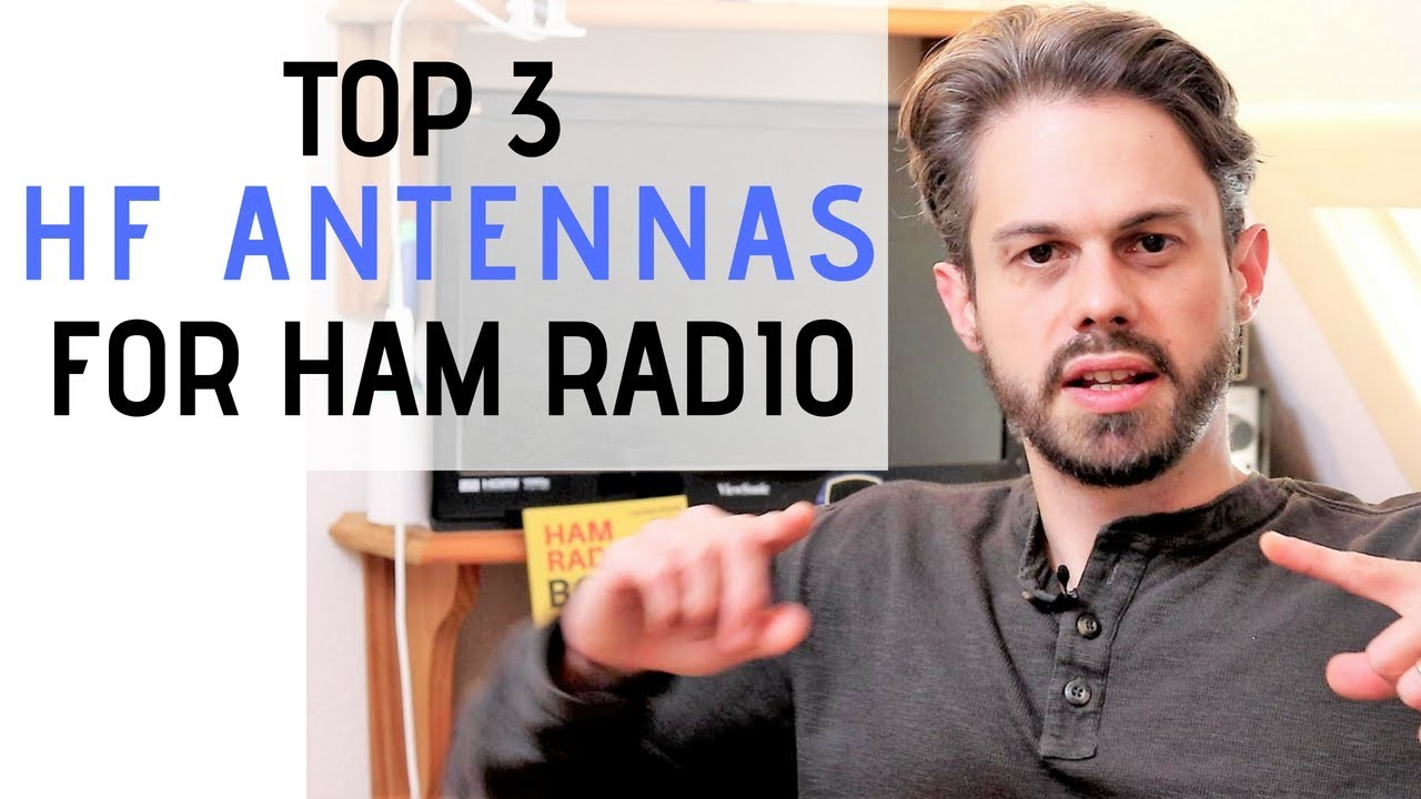 3 Best HF Antennas For Ham Radio Beginners (Effective)