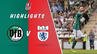 VfB gelingt perfekter Saisonstart   Highlights VfB Lübeck vs. LSK Hansa   RL-Nord 19/20