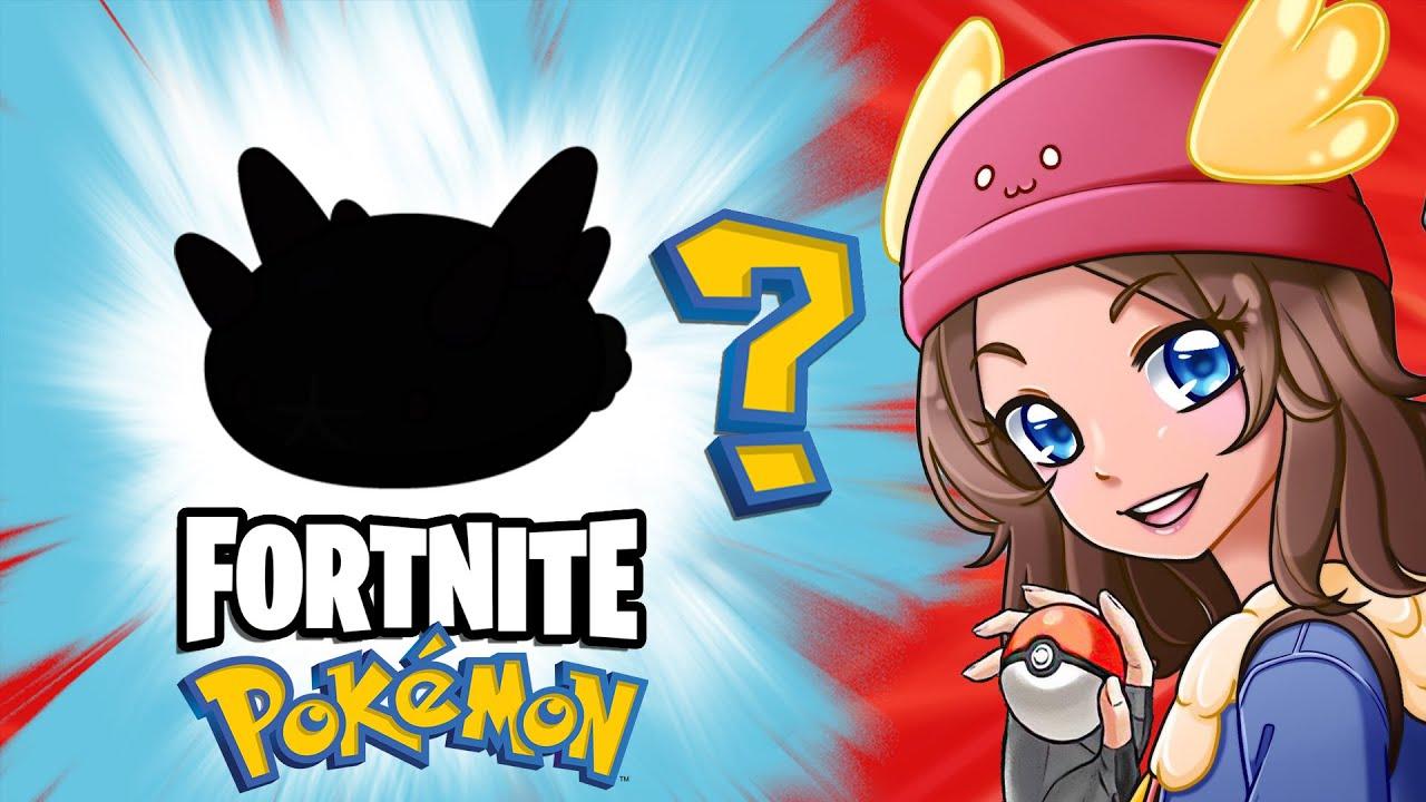 Cuál sería el Pokémon de tu skin de Fortnite?