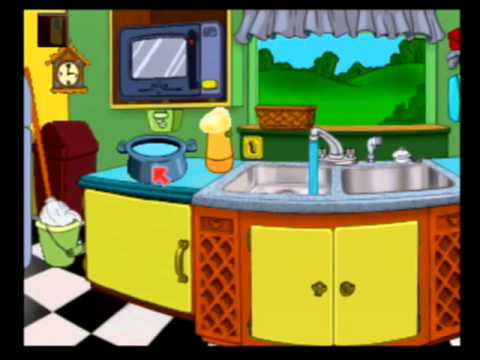 Let S Play My Disney Kitchen Ps1 Version Part 2 Youtube