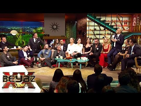 Koca Güldür Güldür Ekibi Stüdyoya Sığmadı - Beyaz Show