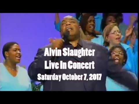 Alvin Slaughter LIVE