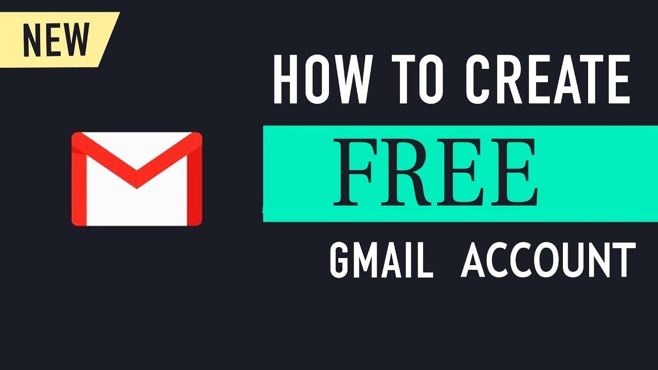 How to create Fake Gmail account 2019