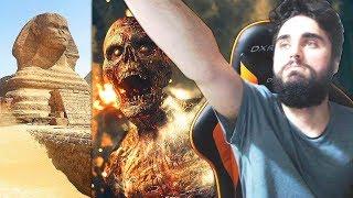 DLC 2 Gameplay Trailer (COD WW2) - DLC 2 Trailer Reaction | The Shadowed Throne DLC2 Map
