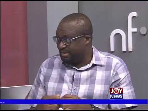 Health of Vice President - Newsfile on JoyNews (20-1-18)