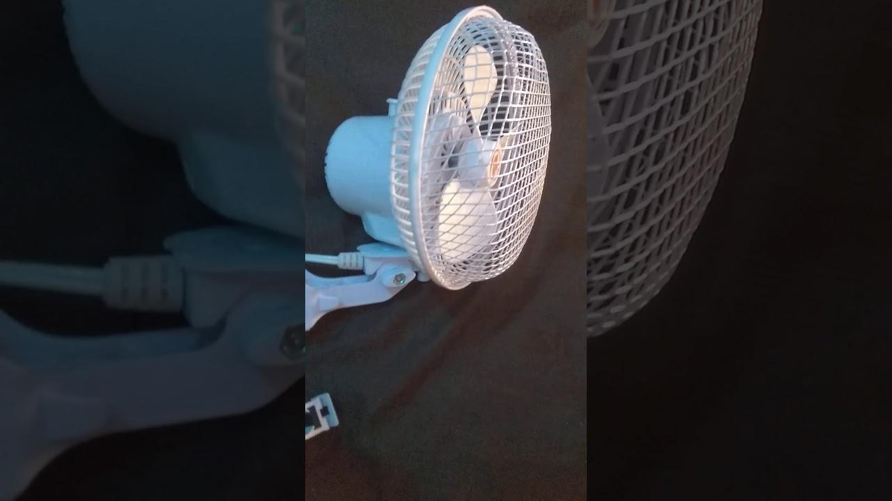 Secret Jardin Ventilatore Clip Monkey Fan 13W
