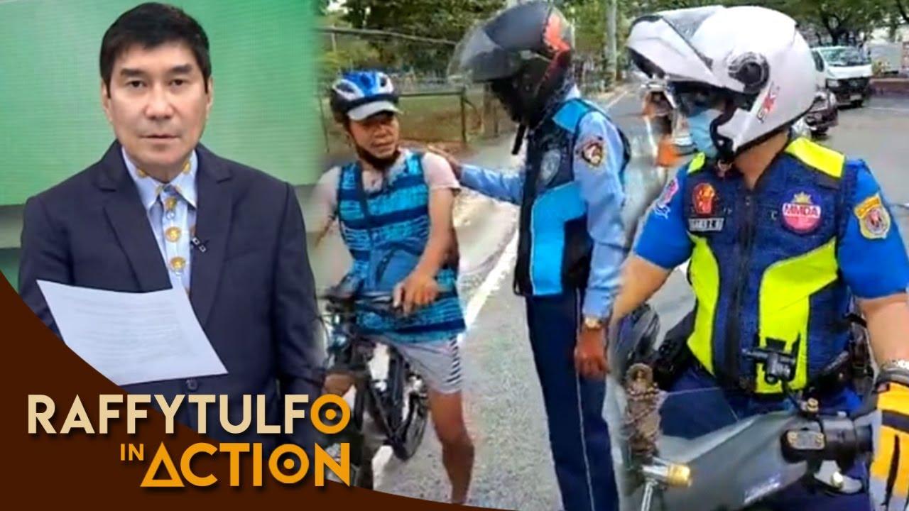 VIRAL VIDEO: KAPAG TIGA-LTO, EXEMPTED SA VIOLATION?!