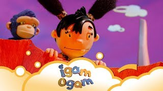 Igam Ogam: Where's my doggy? S1 E3 | WikoKiko Kids TV