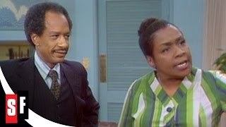 The Jeffersons (5/5) George Jefferson Is Mistaken for the Butler (1975)