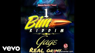 Gage - Real Grimy (Official Audio)