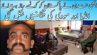 REALITY BEHIND HINDUSTAN TIMES REPORT ABOUT ABHI NANDAN PILOT OF INDIAN AIR FORCE | HAQEEQAT NEWS