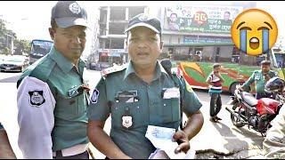 HONEST POLICE GAVE ME HUGE FINE