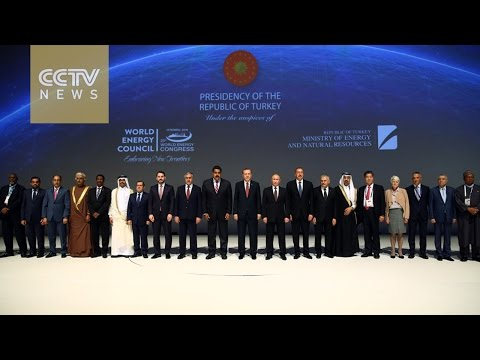Leading CEOs and leaders gather in Istanbul for 23rd World Energy Congress