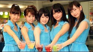 5人組アイドルグループ「Juice=Juice(ジュースジュース)」が10月2日、東京・池袋の池袋サンシャインシティ噴水広場で、5枚目のシングル「背伸び/伊達じゃないよ うちの ...