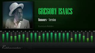 Gregory Isaacs - Rumours (Rumours Riddim) [Hd]
