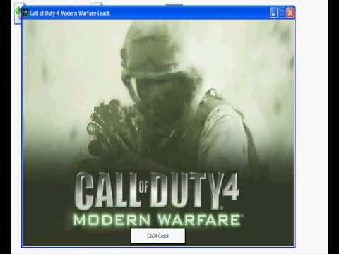 call of duty 4 modern warfare single player crack free