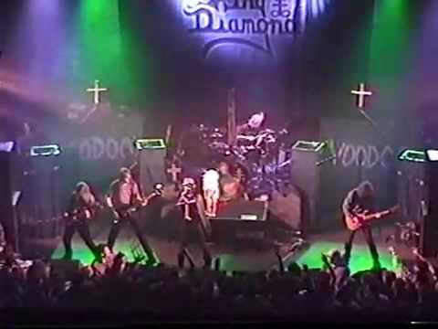 King Diamond - Unclean Spirits and Abigail Live 1998 mp3