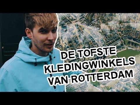 DE TOFSTE KLEDINGWINKELS VAN ROTTERDAM!