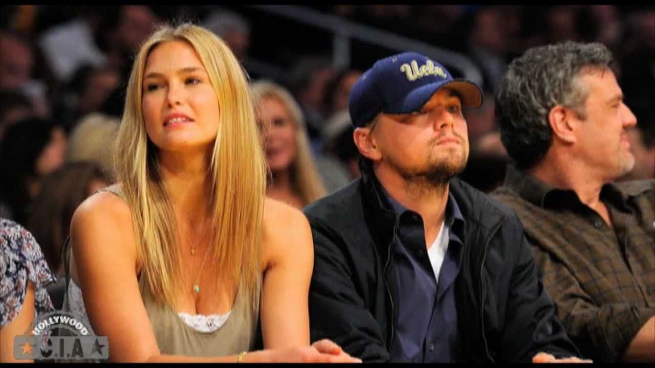 Leonardo DiCaprio and Bar Refaeli ...
