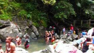 Puerto Rico--El Yunque Rainforest & Luquillo Beach