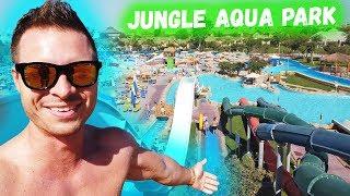 ЛУЧШИЙ АКВАПАРК В ХУРГАДЕ Обзор отеля Jungle aqua park Египет Хургада