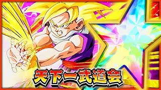 SAY HELLO TO THE NEW BEST WT UNIT! 100% RAINBOW STAR AGL SSJ GOHAN! (DBZ: Dokkan Battle)