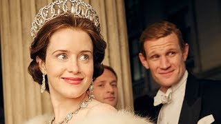 """Queen Elizabeth & Prince Philip's marital problems are front and center in """"The Crown"""" Season 2."""