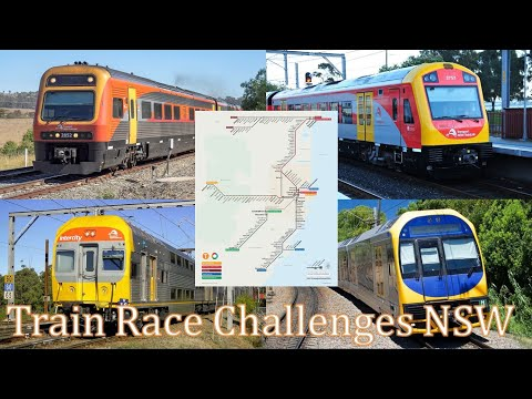 The NSW Trainlink