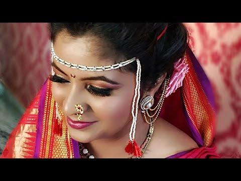 Bajirao Mastani Bridal Makeup Tutorial