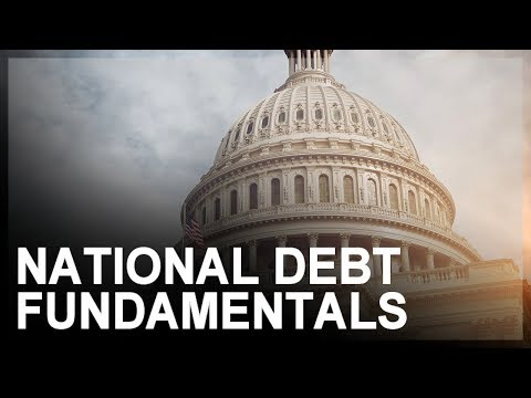 US National Debt, Part 1: Fundamentals