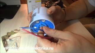 Фотореле ФР-602 от IEK для уличного освещения. Схема подключения и принцип работы(, 2016-03-27T10:14:19.000Z)
