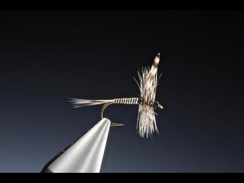 Tying the Mosquito midge with Barry Ord Clarke