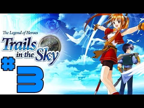 The Legend of Heroes: Trails in the Sky - Part 3 - Deep Mining (Steam) [Webcam]