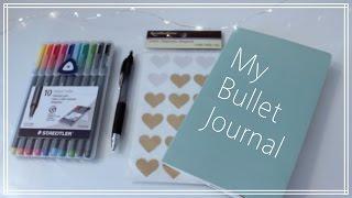 bullet journal set up   melissa lindsay