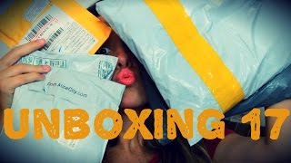 COMPRAS ALIEXPRESS - UNBOXING #17 - 6 Caixas  | POR CAROL GOMES