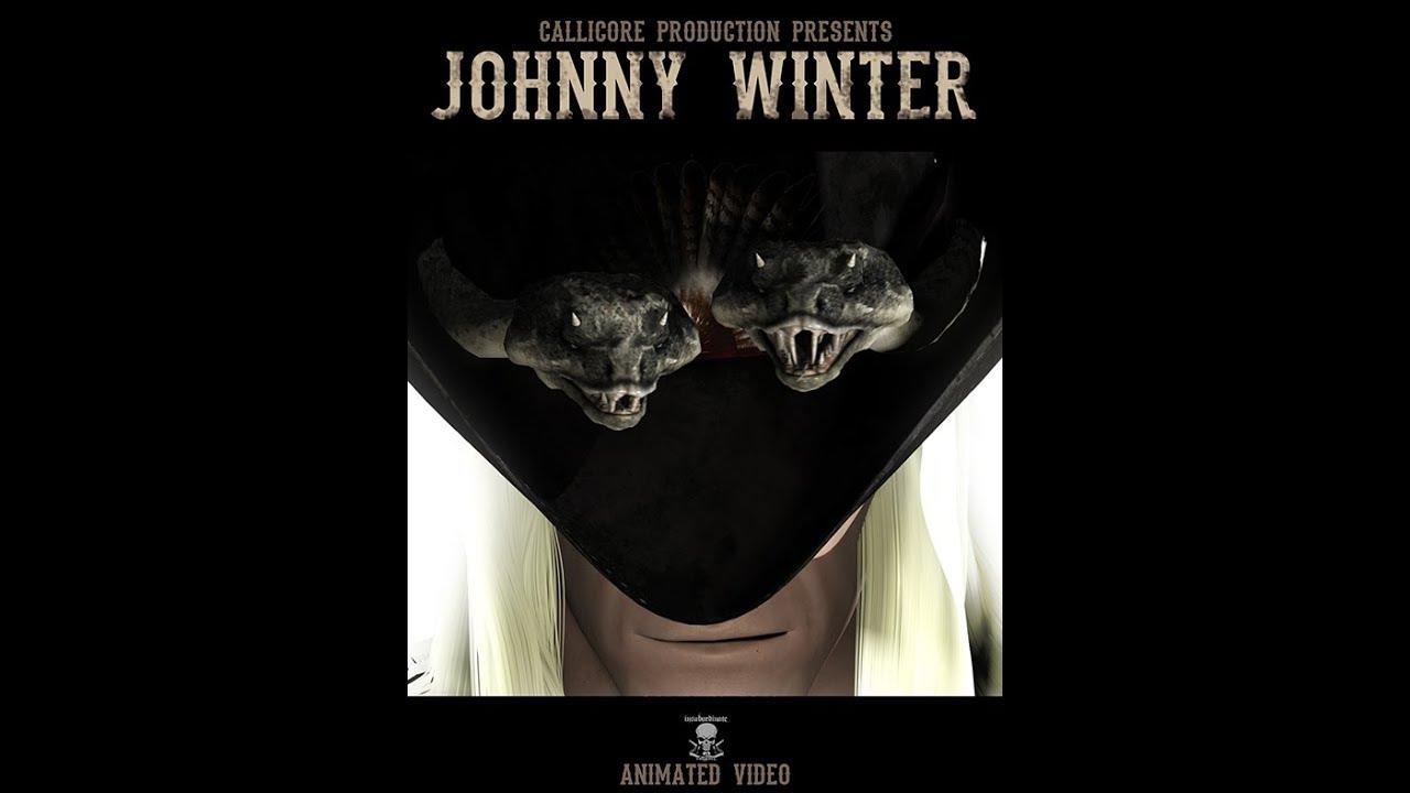 "JOHNNY WINTER ""ILLUSTRATED MAN"""