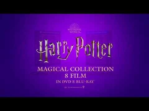 Harry Potter Magical Collection 8 film   Unboxing