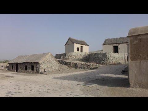 Hatta Heritage Village… Old House's in UAE