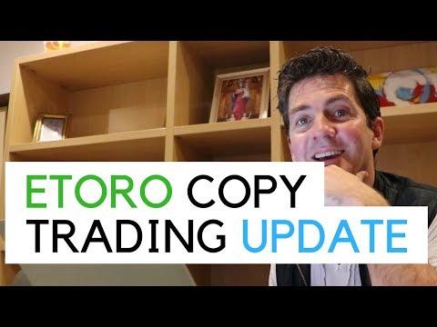 Copy Trading Update - Etoro - 03/Feb/2019
