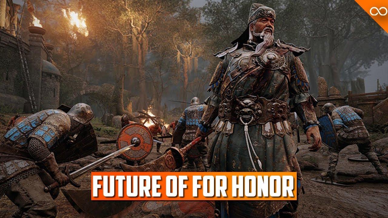 Future of For Honor - Vortiger - Single Pick - Console Vs PC