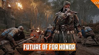 Future of For Honor - Vortiger - Single Pick - Console Vs PC