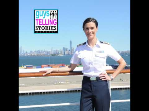 Kate McCue Interview - Guys Telling Stories:  S3 Episode 10