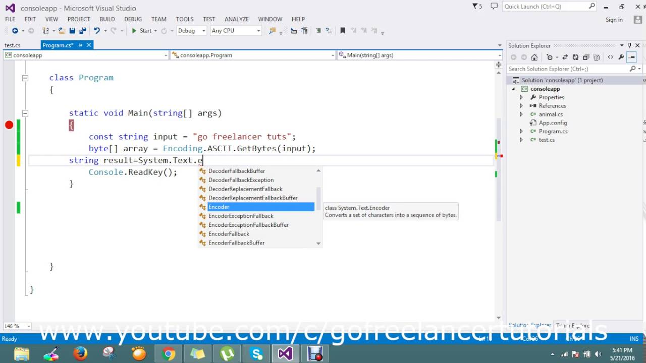 convert byte array to string in c#