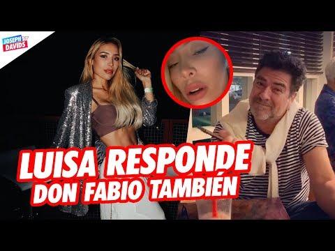Se Complica Todo: Luisa Fernanda W responde y Padre de Legarda le envía Mensaje