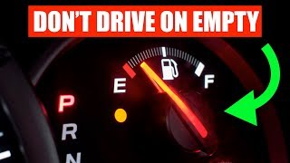 Will Running Out Of Gas Damage Your Car?